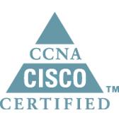 CCNA Cisco Certified Logo